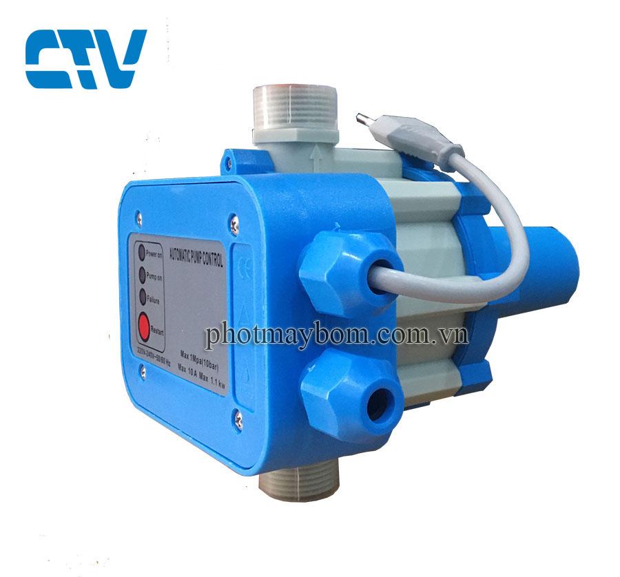 Rơ le điện tử tăng áp CTV-DSK 01 (bộ chống cạn)