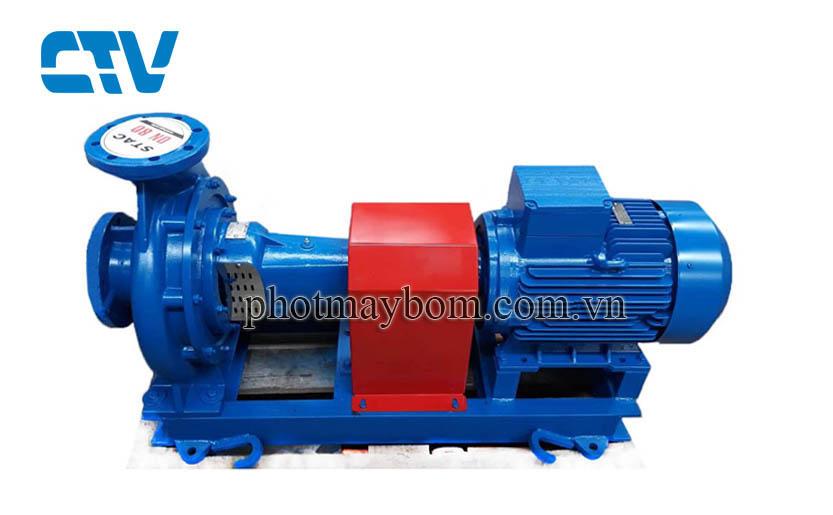 Máy bơm công nghiệp Italia Stac ETKF 32-125