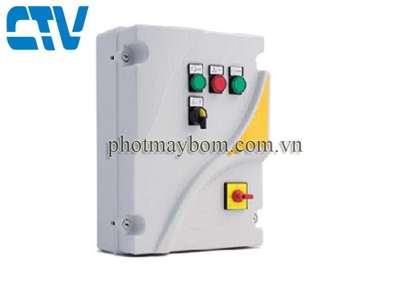 Tủ điện bảo vệ máy bơm hãng Stac - Italy